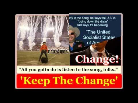 """Hank Williams, Jr. - 'Keep The Change' ESPN, """"revenge"""" Song."""