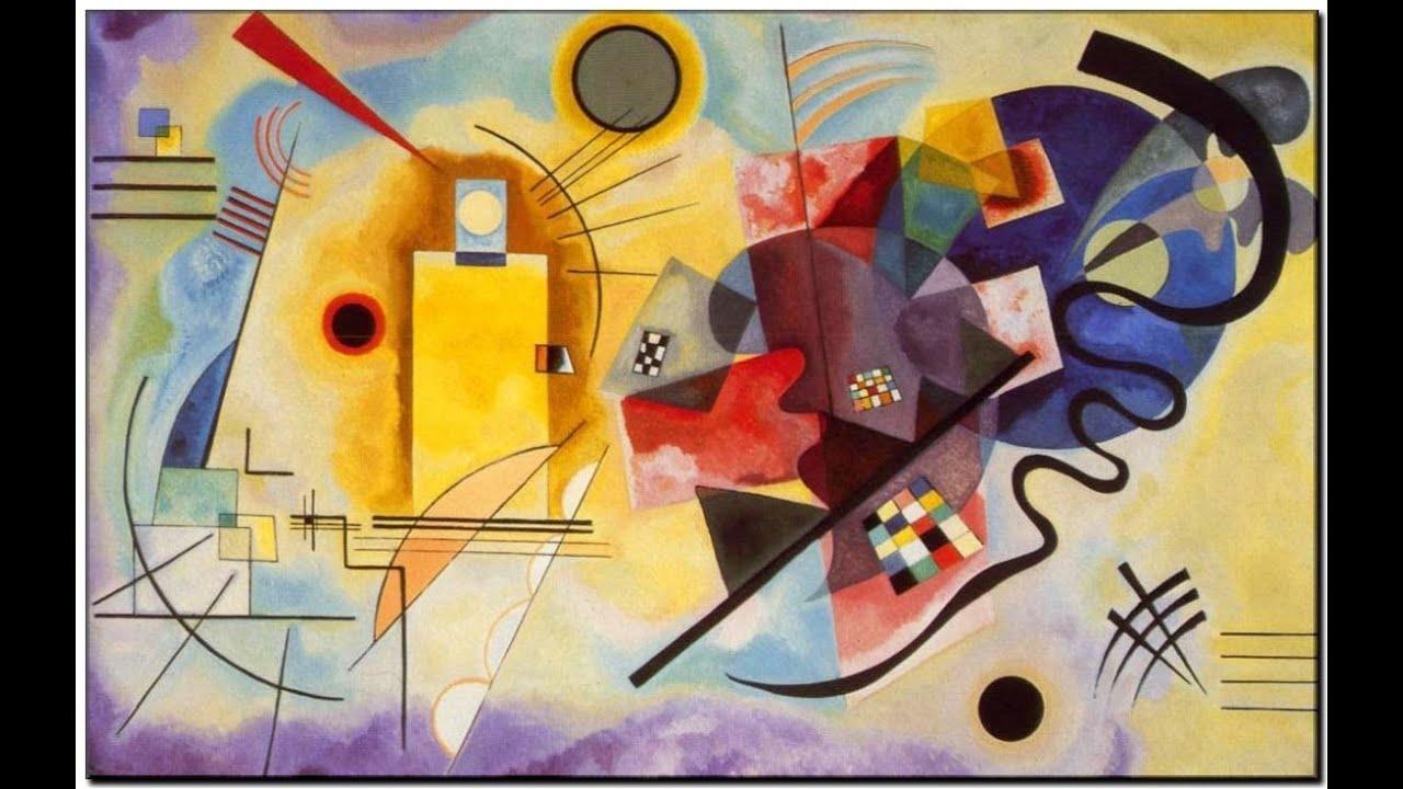 Mus cole 3 regard sur l 39 art abstrait youtube for Artiste art abstrait