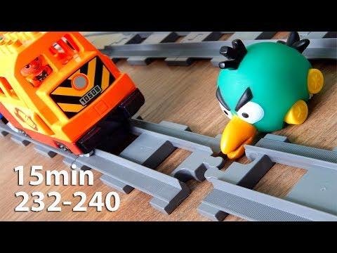 Мультики про машинки все серии 232-240 Город Машинок Мультфильмы для детей видео Mirglory