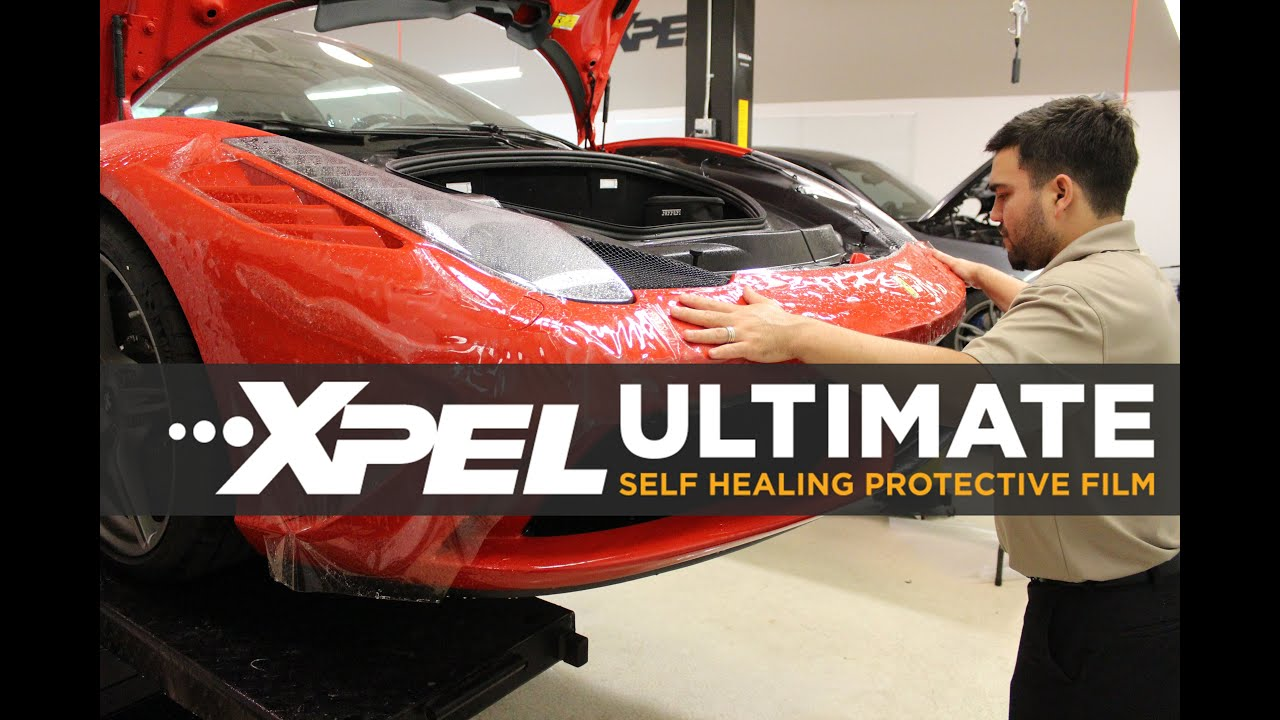 Spray On Paint Protection Film