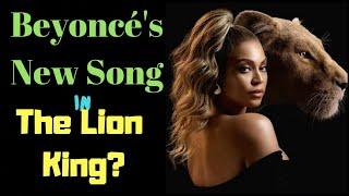 Latest News In English - Beyoncé's new song in The Lion King? - WatchCity News