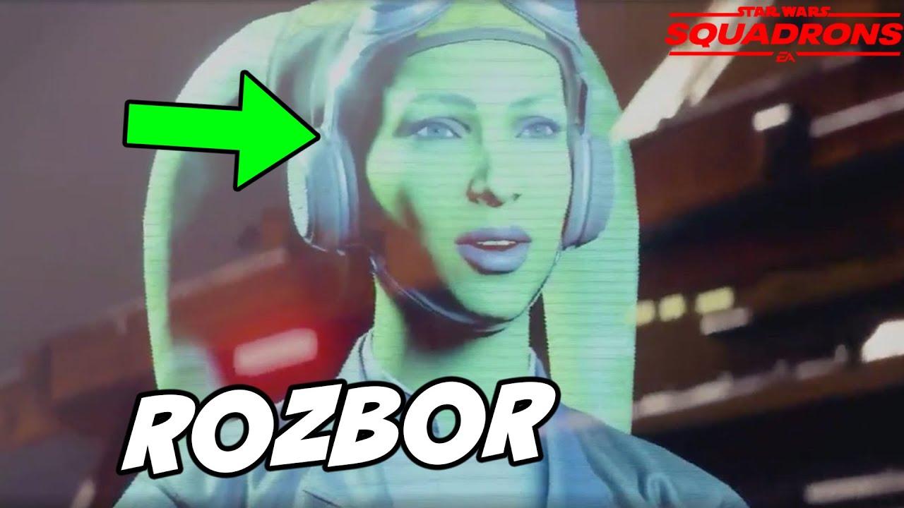 Rozbor Star Wars SQUADRONS GAMEPLAY Traileru