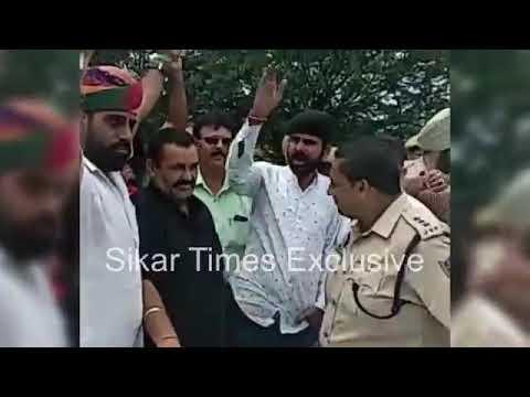 Kashmir mein nahi jaane de rahe hai Sukhdev singh Gogamedi ko