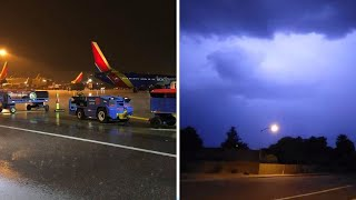 Storms roll through Valley Thursday