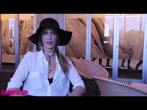 Delta Goodrem | Cosmo Chats | Cosmopolitan Australia