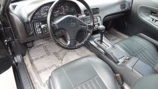 94 Nissan 240sx Limited Edition 23,000 Orig Mi Convertible Interior