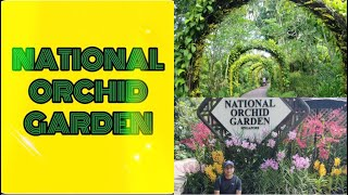 NATIONAL ORCHID GARDEN| Singapore botanic garden | ORCHID |PLANTS| SPECIES | HYBRID|