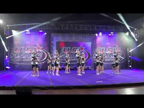 Storm Cheer Thunder US Finals KC 2016