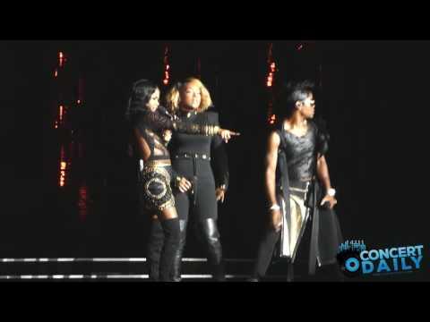 Total  - Trippin' & No One Else (Bad Boy Reunion Tour Baltimore 9-3-16)