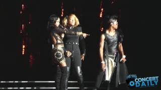 Total  - Trippin' & No One Else (Bad Boy Reunion Tour Baltimore 9-3-16)
