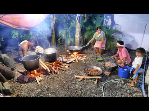 Cooking in the Province, Catanduanes, July 2016, Part 2