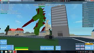roblox / Godzilla Simulator vhoi sieu hay dai chien simulator godzilla / sonphamhg