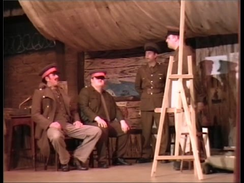 HATS presents Blackadder Goes Forth: Captain Cook