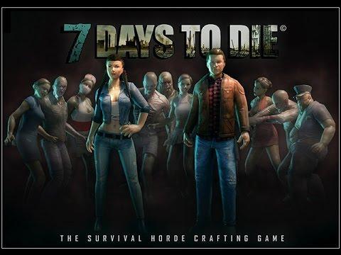 7 Days to Die ทำของ แนะนำอาวุธ ภายในเกม