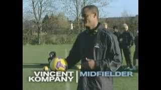 Manchester City crossbar challenge Soccer AM Sky Sports