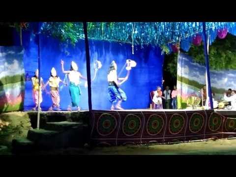 Chhau dance at bhanderisai - seraikela part 11
