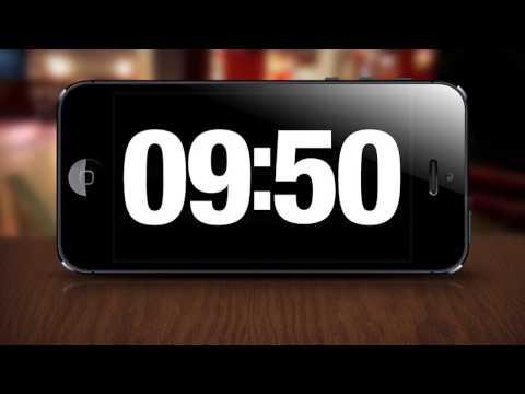 Minimalistic COUNTDOWN TIMER - Promo