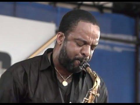 Jazz Musician Grover Washington