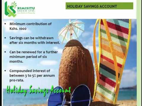Kimisitu Sacco Loan Products