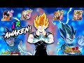 PUSHING VEGITO TO LR!! | AWAKENING TO FINAL FORM | DRAGON BALL Z DOKKAN BATTLE