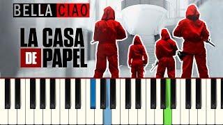 Baixar 💎💎💎La Casa de Papel - Bella Ciao (Piano tutorial)💎💎💎