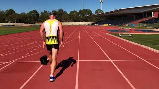 Freelap Set Up