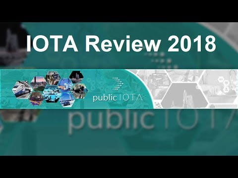 Focus IOTA: Review 2018