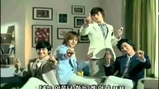 F4 - Kim bum, Kim hyun joong, Kim joon & Lee min Ho