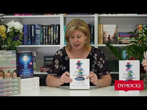 Interview with Liane Moriarty - Nine Perfect Strangers
