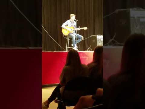 Hilldale High School Talent Show 2019 - Reed Stout