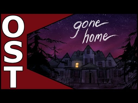 Gone Home OST ♬ Complete Original Soundtrack