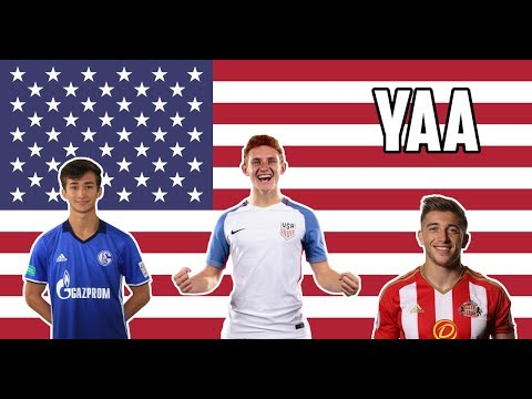 Young Americans Abroad Episode 9: Gooch Returns, Sargent Impresses, and Opportunity for Taitague
