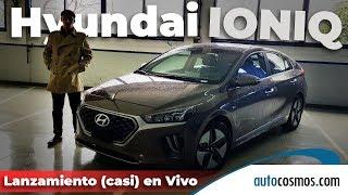 Hyundai IONIQ Lanzamiento en Argentina (casi) en Vivo | Autocosmos