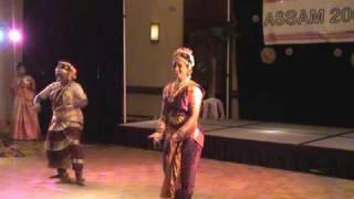 Assam 2009 - Bharatanatyam Thillana - Gayathri Chelvadrai & Smita Patel