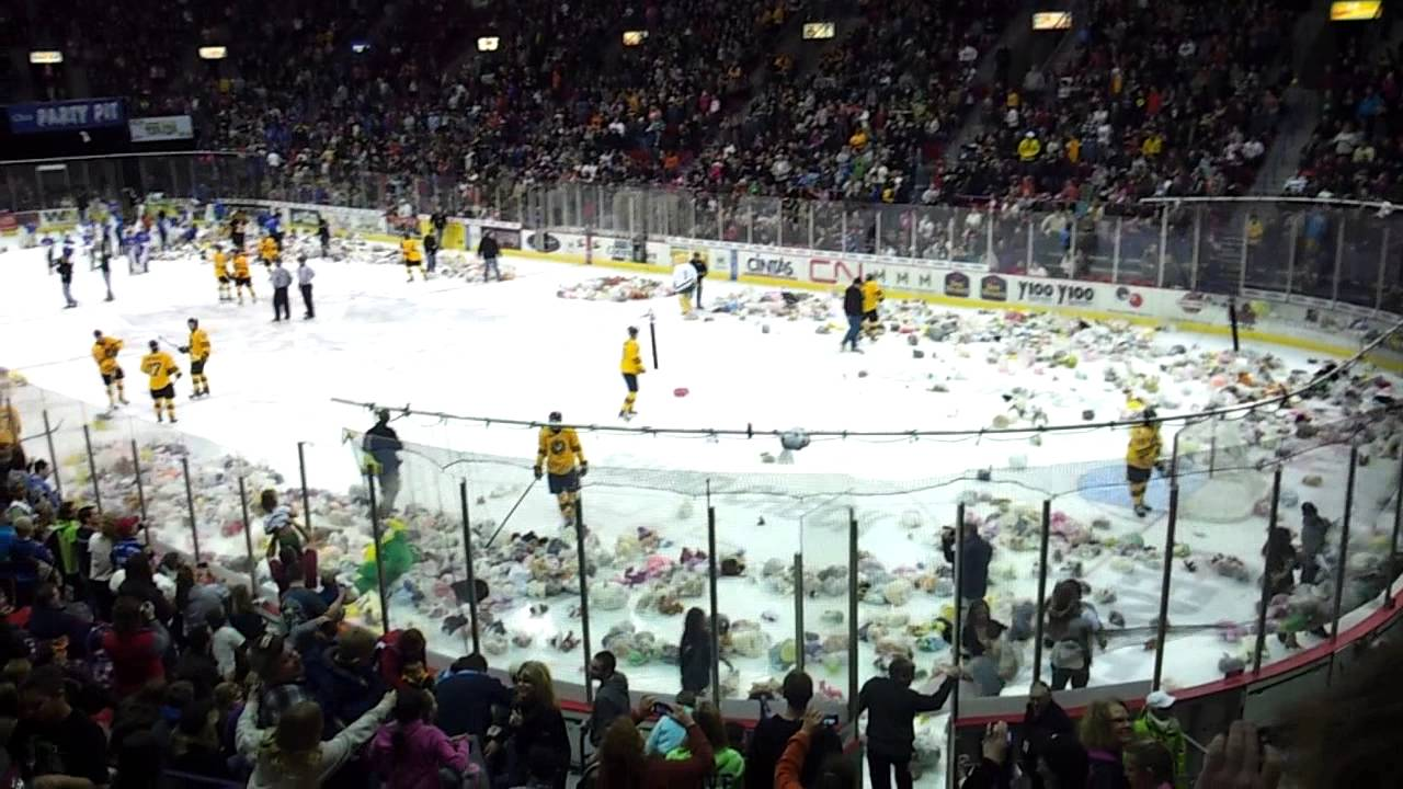 Green bay gamblers teddy bear toss 21 gambling