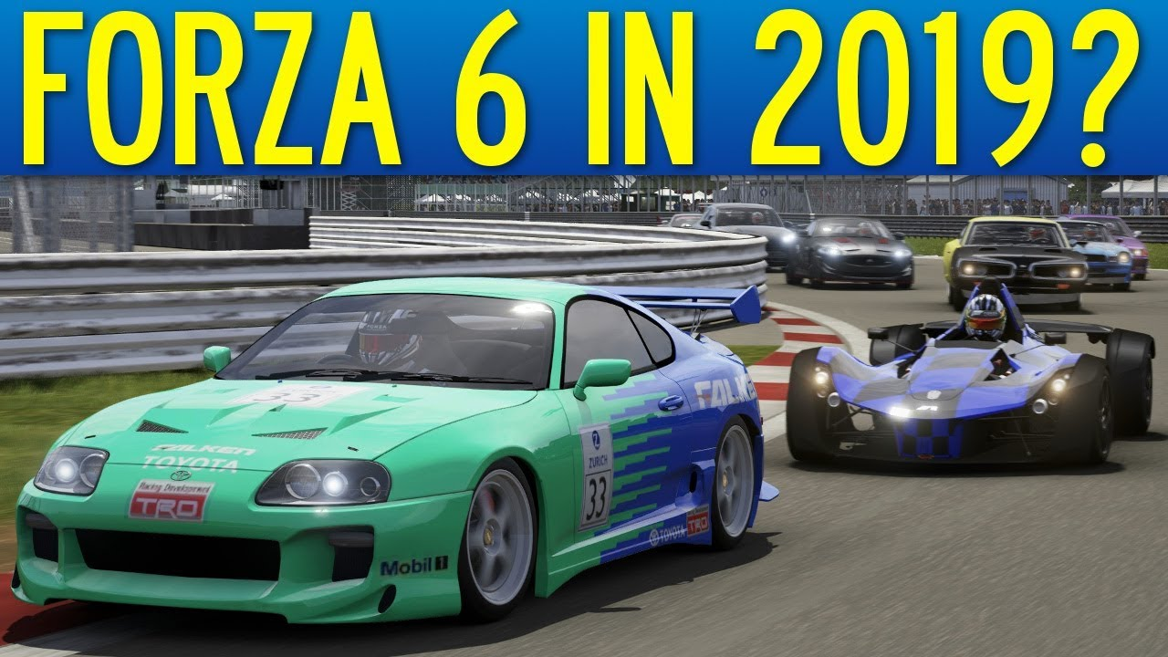 What is Forza 6 Multiplayer Like in 2019?