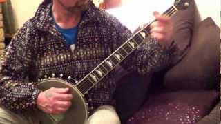 Georgie Buck, easy clawhammer banjo