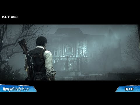The Evil Within - Collectibles Guide - Chapter 9 (Keys, Documents, Maps, Posters, Newspapers)