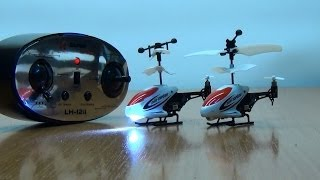 Обзор Микро Вертолета Lh 1211