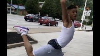 NLE Choppa Creates New Dance