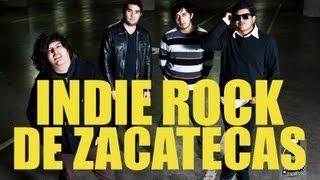 We Robot Indie Rock de Zacatecas (Grabación de EP @ Testa Estudio)