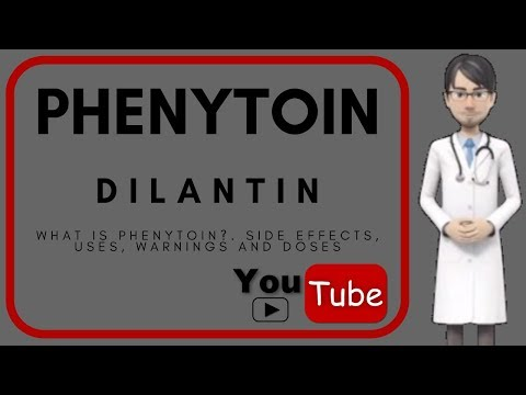 💊 What Is Phenytoin ?. Side Effects, Uses, Warnings, Doses And Benefits Of Phenytoin (Dilantin).