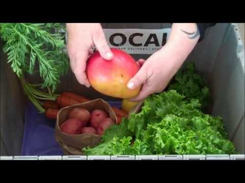 Seattle's Local Organic Produce Box: May 5th - 10th