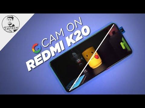 Redmi K20 GCam = HUGE Improvement - Google Camera vs Stock!