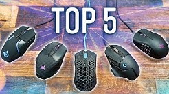 Top 5 Gaming Mice 2018!