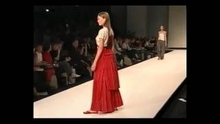 nom d spring summer 2000 runway london fashion week 1999