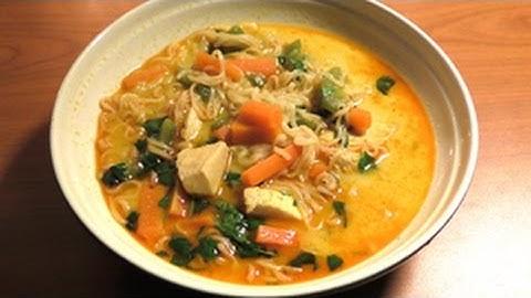 Thai Kanakeitto