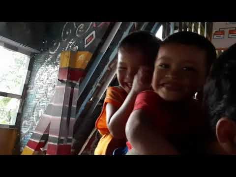 Meramu Kearifan Lokal di Kampung Code : KKL Sosiologi Agama UIN Sunan Kalijaga 2019