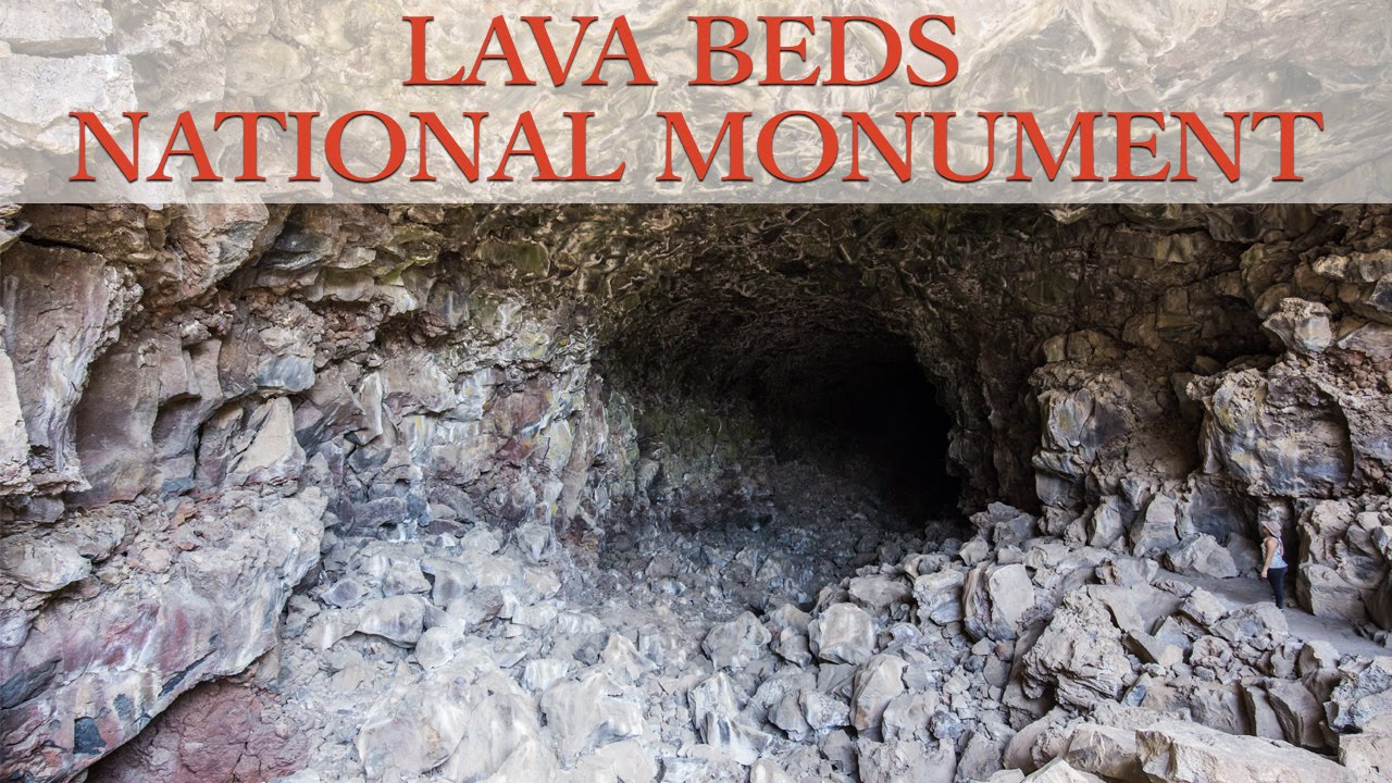 Exploring Lava Beds National Monument
