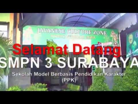 Sekolah Model PPK SMPN 3 Surabaya